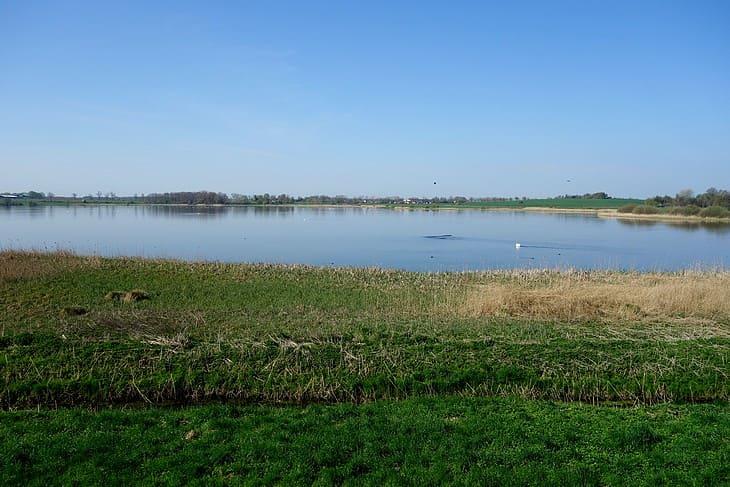 Blick auf den Nonnensee
